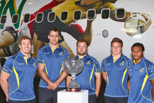 The Wallabies and Lions play in a three match series beginning in June. Photo / Getty Images