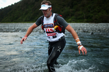 Mahe Drysdale competed in the Coast to Coast earlier this month. Photo / Getty Images