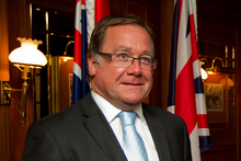 Foreign Affairs Minister Murray McCully. Photo / Sarah Ivey