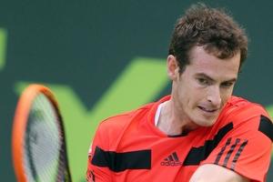 Andy Murray has been offered a Heineken Open wildcard. Photo / AP