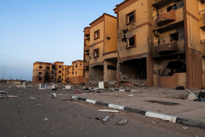 A street in Libya. Photo / Getty Images