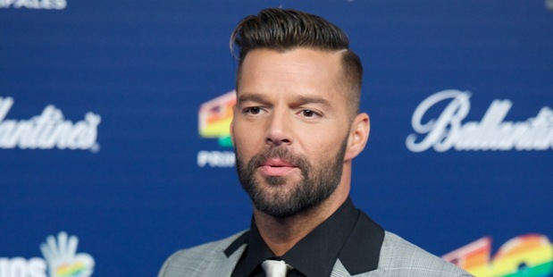 Singer Ricky Martin has split from his boyfriend Carlos Gonzalez. Photo / Getty Images