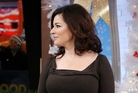Nigella Lawson on Good Morning America. Photo / AP