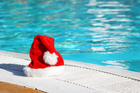 A man staying at the Hilton Garden hotel in south Redding, California on the last Sunday night of 2013 played Santa Claus by paying the bills of all the other guests staying there. Photo / Thinkstock