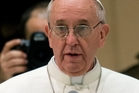 Pope Francis has spoken out against wealth inequality.  Photo/File
