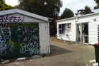 The Christchurch flat destroyed by revellers. Photo / APN