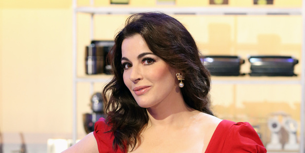 "ABC's ""The Taste"" features British food star Nigella Lawson. Photo / AP"