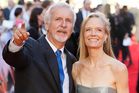 Canadian film director James Cameron and his wife Suzy Amis own more than 1500ha of property in the Wairarapa. Photo / AP