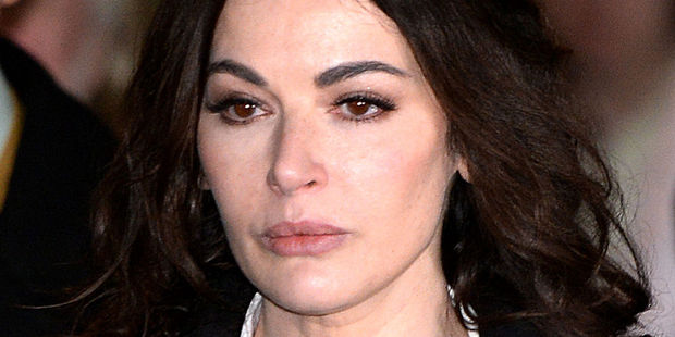 Celebrity chef, Nigella Lawson.