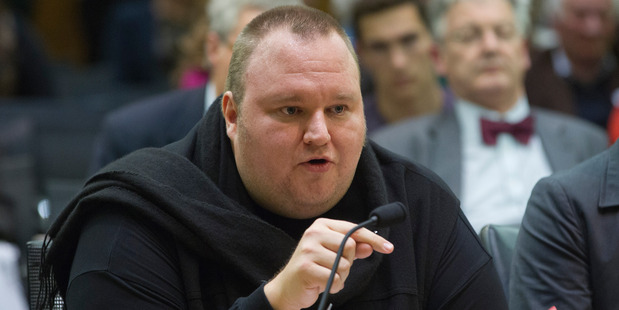 Dotcom has reportedly called the raids on Coatesville and his mother's house 'a co-ordinated global strike'. Photo / NZ Herald