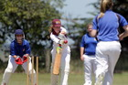 The national under-15 girls' tournament at Victoria Park next week marks the start of the Summer Festival of Cricket in Wanganui. Photo/File