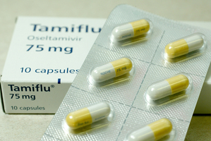 Tamiflu. Photo / Martin Sykes
