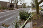 Tropical cyclone Christine left a path of destruction in Pilbara and the North Western seaboard of Australia.