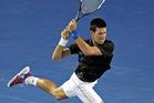 Novak Djokovic of Serbia. Photo / Getty Images