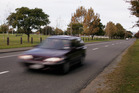 If the 62-day trial is successful, it could mark the end of the 10km/h speed tolerance. Photo / APN