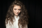 New Zealand singer Lorde says she was surprised how stressed she became about unkind comments on social media.