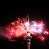 Opening fireworks of the SkyCity New Years 2013/2014 display in Auckland. Photo / Anna Hunt
