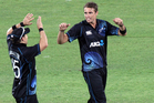 Tim Southee is set to return for the 4th ODI in Nelson. Photo / HB Today