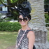 Natalie Chan: If you owned a racehorse, what would you call it?: Champagne.