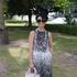 Natalie Chan: Occupation: Designer. Dress: Natalie Chan. Sunglasses: Dior. Fascinator: Natalie Chan. Shoes: Florsheim. Bag: Dior.