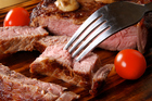 Experts warn that a diet packed with protein could take years off your life. Photo / Thinkstock