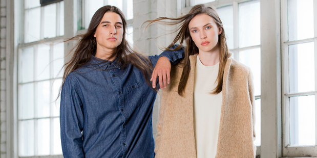 Dan Ahwa reveals this year's fall fashion favourites. Photo / Greg Bowker