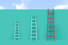 Laddering gives higher interest over longer terms as a reward for tying up your money. Photo / Thinkstock