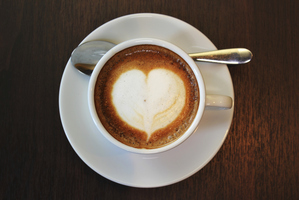 It's okay to love a latte, there are health benefits in your brew. Photo / Thinkstock