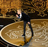 Host Ellen DeGeneres speaks onstage during the Oscars. Photo / Getty Images