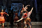 The Imperial Russian Ballet Company is set to perform the spectacular show Don Quixote at the Rotorua Civic Theatre next week.
