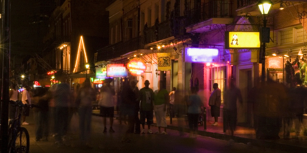 New Orleans is an great place for music. Photo / Thinkstock