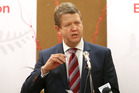 David Cunliffe's ascension to the role of Labour leader came despite the majority of his caucus not liking him. Photo / APN