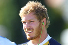 David Pocock of the Brumbies Pocock was positive he wouldn't spend the majority of a second consecutive season on the sidelines. Photo / Getty Images