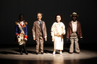 The Dramatist by Peter Friedl at Artspace. Photo / Chris Gorman