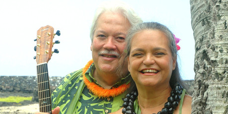 Keola and Moanalani Beamer will perform in the first Hawaiian village to be installed at the Pasifika Festival.