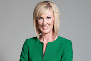 This photo of Rachel Smalley was at the centre of an email complaint from her former employer TV3 to Newstalk ZB, which used the image on its website.