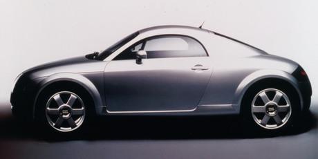 Audi TT Concept Design Study