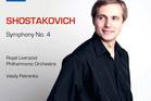 CD cover: Shostakovich.