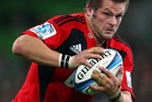 The Crusaders won't be seeing Richie McCaw back before May. Photo / Getty Images