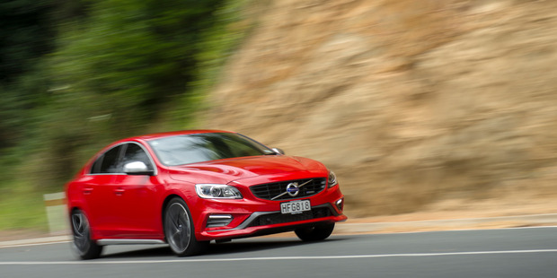 The S60 T6 AWD combines traditional Volvo features with a new get-up-and-go image. Pictures / Ted Baghurst