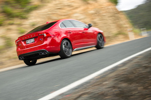 Comfortable, sporty, high-tech, good-looking ... Volvo's S60 T6 gets everything right.