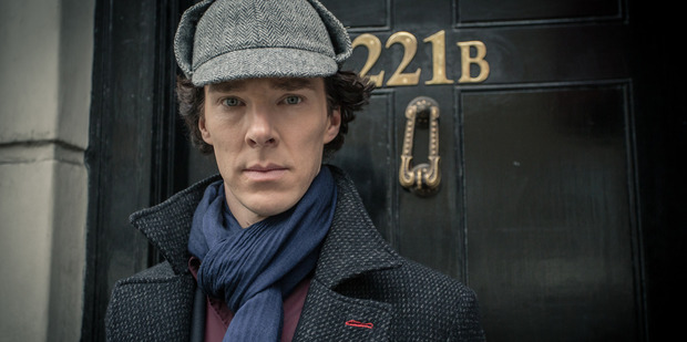 The third season of Sherlock begins tonight on One.