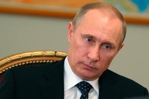 Russian President Vladimir Putin. Photo / AP