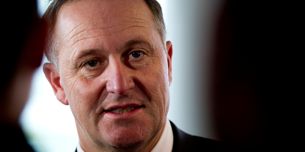 """If the situation continues or escalates further in terms of Russia's actions in the Ukraine, that may well have an impact on the progress of that free trade agreement"", says Prime Minister John Key. Photo / Dean Purcell"