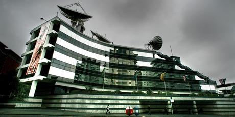 TVNZ Building. Photo / Chris Skelton
