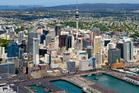 Auckland CBD. Photo / NZ Herald