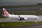 Qantas says Virgin's easy access to foreign capital is unfair. Photo / Richard Robinson