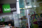 Locally-owned Kiwibank is the second to be targeted by the Fair Play on fees group over alleged unfair penalty fees. Photo / Dean Purcell.