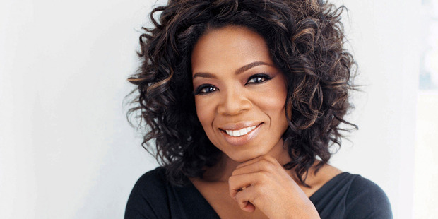 Oprah Winfrey. Photo supplied