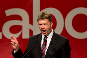 Labour Party leader David Cunliffe. Photo / NZ Herald